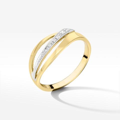 Złoty pierścionek 1920