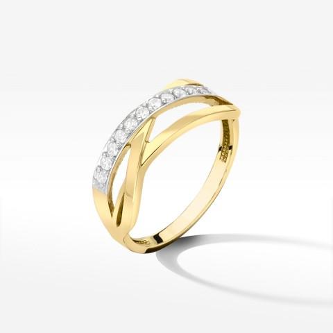 Złoty pierścionek 1934