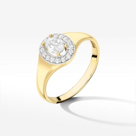Złoty pierścionek 1936