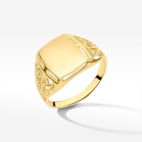 Sygnet ze złota