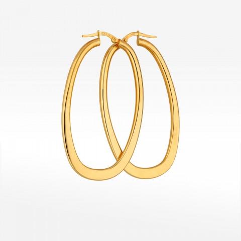 Biżuteria Dall'acqua złote kolczyki
