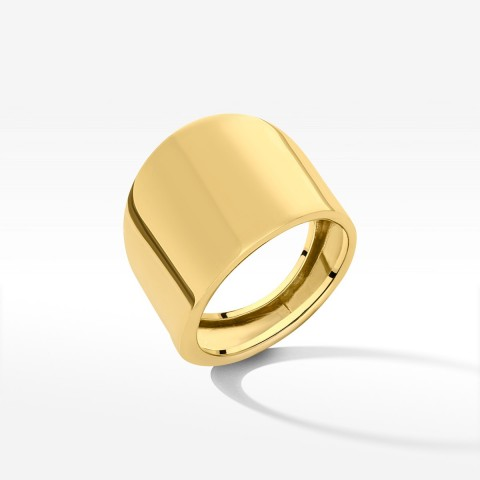 Dall'Acqua pierścionek ze złota