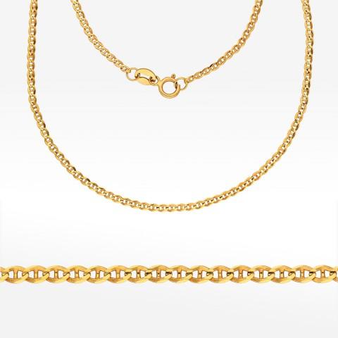 Łańcuszek ze złota 50cm Gucci pełny