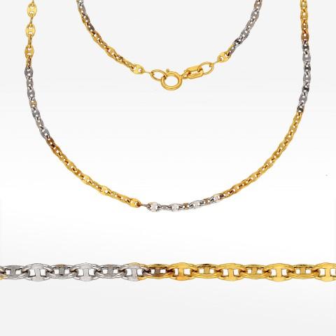 Łańcuszek ze złota 55cm Gucci