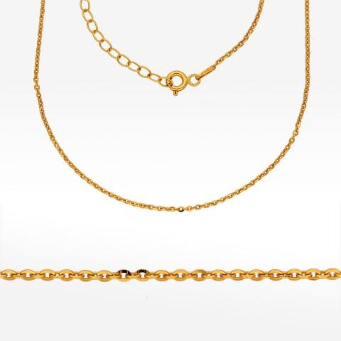 Łańcuszek ze złota 45cm rolo