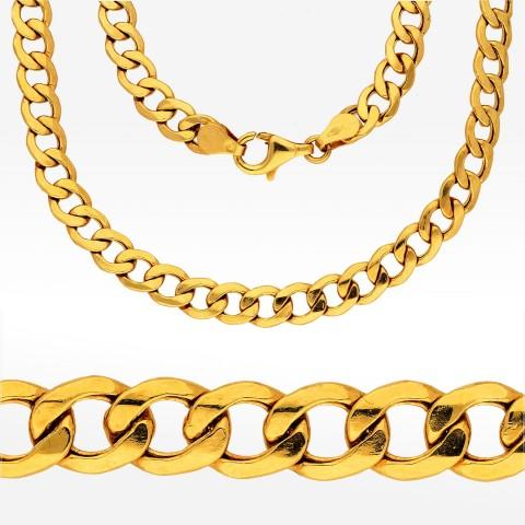 Łańcuszek ze złota 60cm splot pancerka