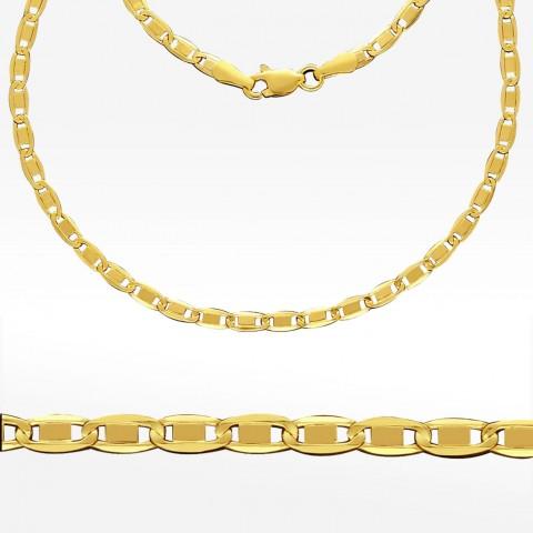 Złoty łańcuszek 50cm Gucci