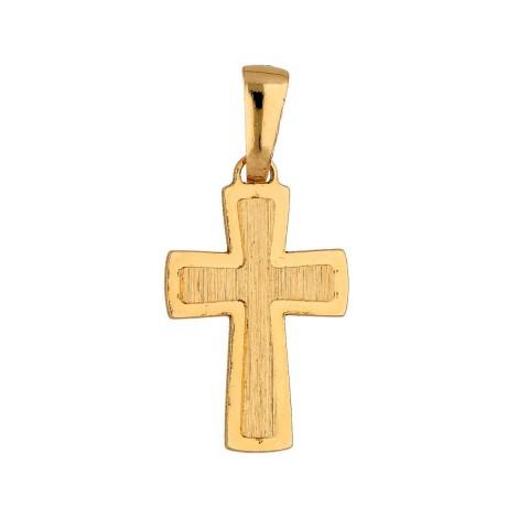 Krzyżyk ze złota
