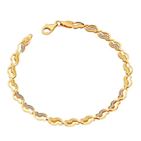 Bransoletka ze złota